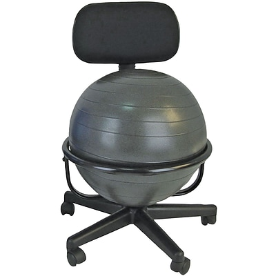 CanDo® 18 Ball Metal Chair with No Arms