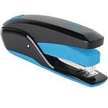 Swingline Quick Touch Full Strip Stapler, 20 Sheets, Blue/Black