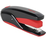 Swingline Quick Touch Full Strip Stapler, 20 Sheets, Red/Black
