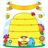 Carson-Dellosa Busy Bees Bulletin Board Set