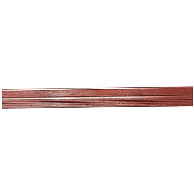 SAFCO® 24W Baby Bookcase Trim Kit; Cherry