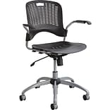 SAFCO® Sassy® Manager Swivel Chair; Black