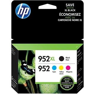 HP 950XL Black Ink Cartridge, High Yield (CN045AN)
