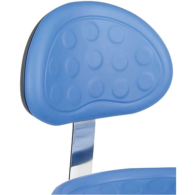 Safco SitStar™ Stool Back for SitStar™ Chairs, Blue (6661BU)