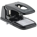 Swingline® High Capacity 2-Hole Punch, Fixed Centers, 100 Sheets