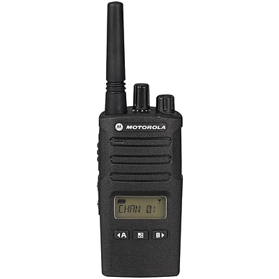 Motorola RMU2080d 2 Watt, 8 Channel, UHF business Two-Way Radio