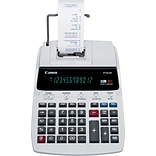 Canon P170DH 2-Color Printing Calculator