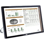 AOC e1659Fwu 16-Inch Ultra Slim 1366x768 Res 200 cd/m2 Brightness USB 3.0-Powered Portable LED Monit