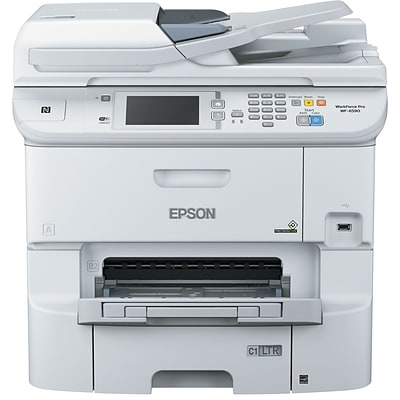Epson WorkForce Pro WF-6590 Wireless Multifunction Color Inkjet Printer (EPSC11CD49201)