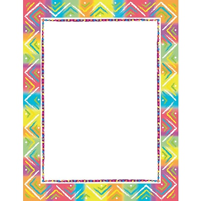 Great Papers! Festive Letterhead, 8.5 x 11, 80 count (2014107)