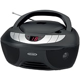 Portable CD Player w/AM/FM Stereo Radio