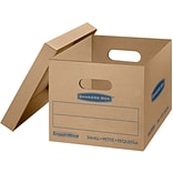 15(L) x 10(W) x 12(H) Shipping Boxes, 32 ECT, Brown, 10 /Bundle(7714203)