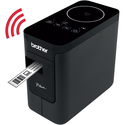 Brother® PT-P750W Compact Wireless Label Maker