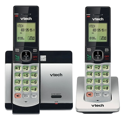 vtech dect 6.0 how to call hold