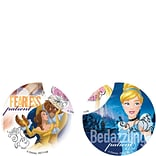 SmileMakers® Disney Princess Friendship Patient Stickers ; 2.5 x 2.5 inches, 100/Roll