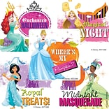 SmileMakers® Disney Princess Halloween Stickers; 100/Box