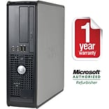 Dell™ Refurbished 755 Desktop PC; 4GB RAM, 320GB