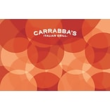 Carrabbas Gift Card $25