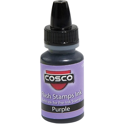 Flash Refill Ink Bottles; Violet