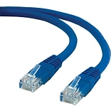 25 CAT5e Ethernet Networking Cable, Blue