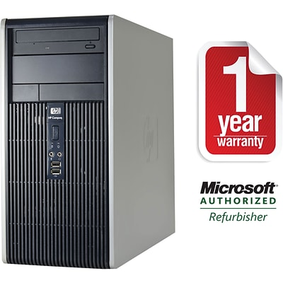 HP DC5750 Tower/Athlon64x2-2.0/2GB RAM/80GB HDD/DVD-CDRW Drive/W10HP