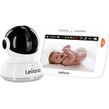 Levana Willow 5in. Touchscreen High Def. Pan/Tilt/Zoom Video Baby Monitor