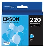Epson T288 Cyan DuraBrite Ultra Ink Cartridge; (T288220)