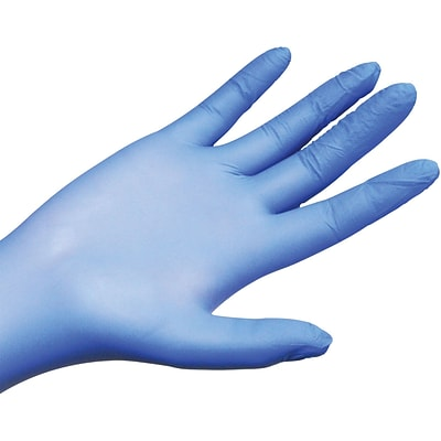 Aquasoft® Nitrile Powderfree Gloves; Medium, 300/Box