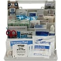 First Aid Only ® 50-Person First Aid Kit, Plastic Case