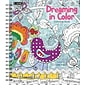 Lang Dreaming in Color Adult Coloring Book