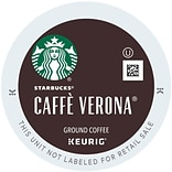 Keurig® K-Cup® Starbucks® Caffe Verona Coffee, Regular, 24/Pack