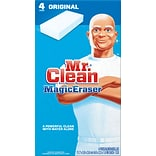 Mr. Clean® Magic Eraser®, 4/Box, 6 Boxes/Carton