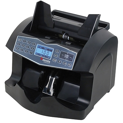 Cassida® Advantec 75U HD Bank Grade Currency Counter