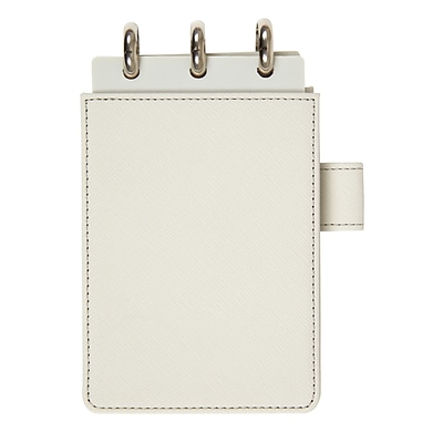 Office by Martha Stewart™ Discbound™ Memo Pad, White