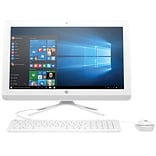 HP 22-b016 All-in-One Desktop PC (Intel Pentium Processor, 4GB RAM Memory, 1TB Hard Drive)