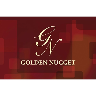Golden Nugget Gift Card $100