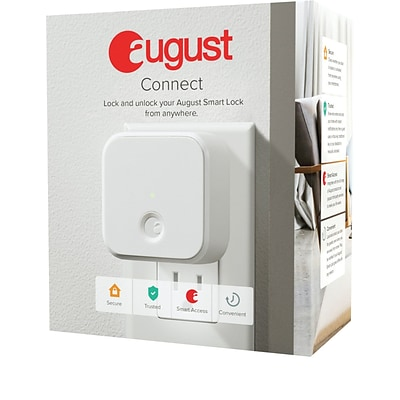 August Home® Connect 2nd Generation Smart Lock