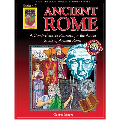 Didax® Ancient Rome Resource Book