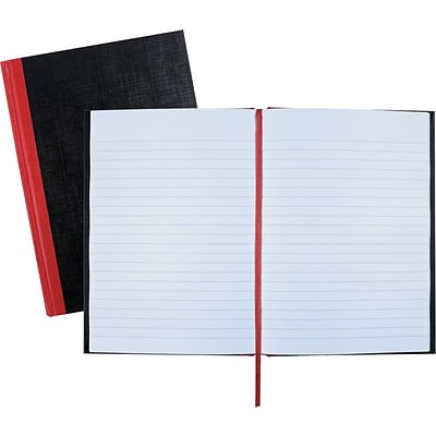 Black N Red™ Ruled Notebook 5-7/8x8-1/4, Legal Ruling, White, 96 Sheets/Pad