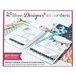 Erin Condren Designer Sticker Sheet,  Gemto...