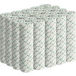 Sustainable Earth by Staples® Bath Tissue, 2-Ply, White, 552 Sheets/Rolll, 80 Rolls/Case (SEB21989-C