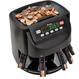 C200 Coin Counter/Sorter/Wrapper