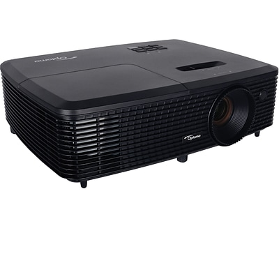 S341 Bright SVGA projector 3,500 ANSI Lumens and 22,000:1 contrast ratio