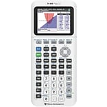 Texas Instruments TI-84 CE Color Screen Graphing Calculator, White