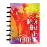 Arc System 12 Month Undated Planner, Assorted, 5-1/2 x 8-1/2 (50056)