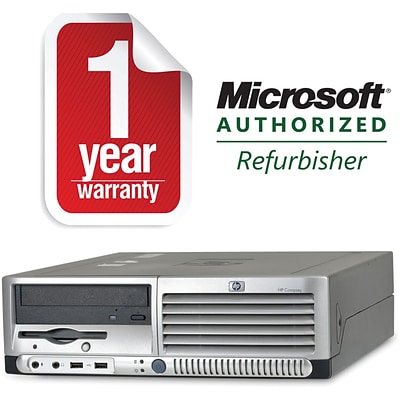 DELL Refurbished 745 1TB Small Desktop PC with 1-Year Warranty