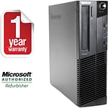 Refurbished Lenovo M81 SFF Desktop Core i5 3.1Ghz 4GB RAM 250GB HDD Windows 10 Pro