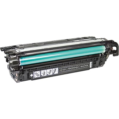 Quill Brand Remanufactured HP 654X Black High Yield Laser Toner Cartridge  (CF330X) (100% Satisfaction Guaranteed)