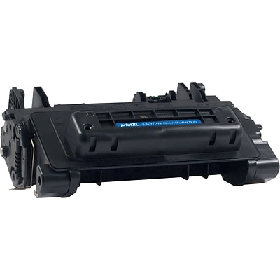 Quill Brand Remanufactured HP 81A Black LaserJet Toner Cartridge (CF281A) (100% Satisfaction Guaranteed)