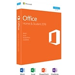 Office Home and Student 2016 for Windows (1 User) [Product Key Card]
